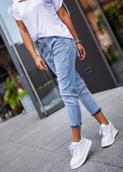 Spodnie jeansowe Boyfriend...