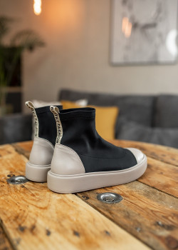 "Schuhe ""Socken"" BASTET..."