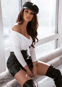 Body SAFIRA Weiss