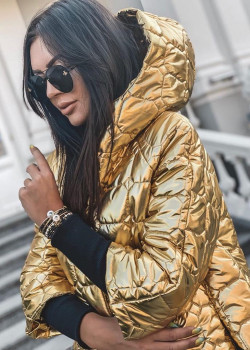 Winterjacke GOLDEN LUNO Gold