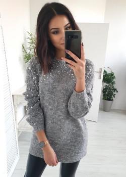 Pullover MEGG Grau