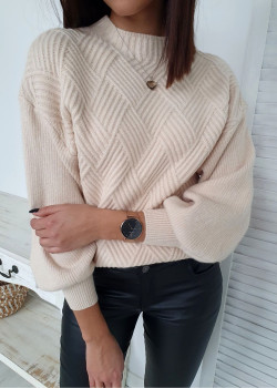 Pullover LORD Beige